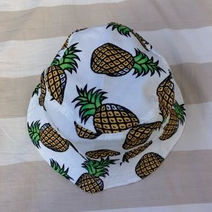 Other - 🌸2/$25 Pineapple Bucket Hat